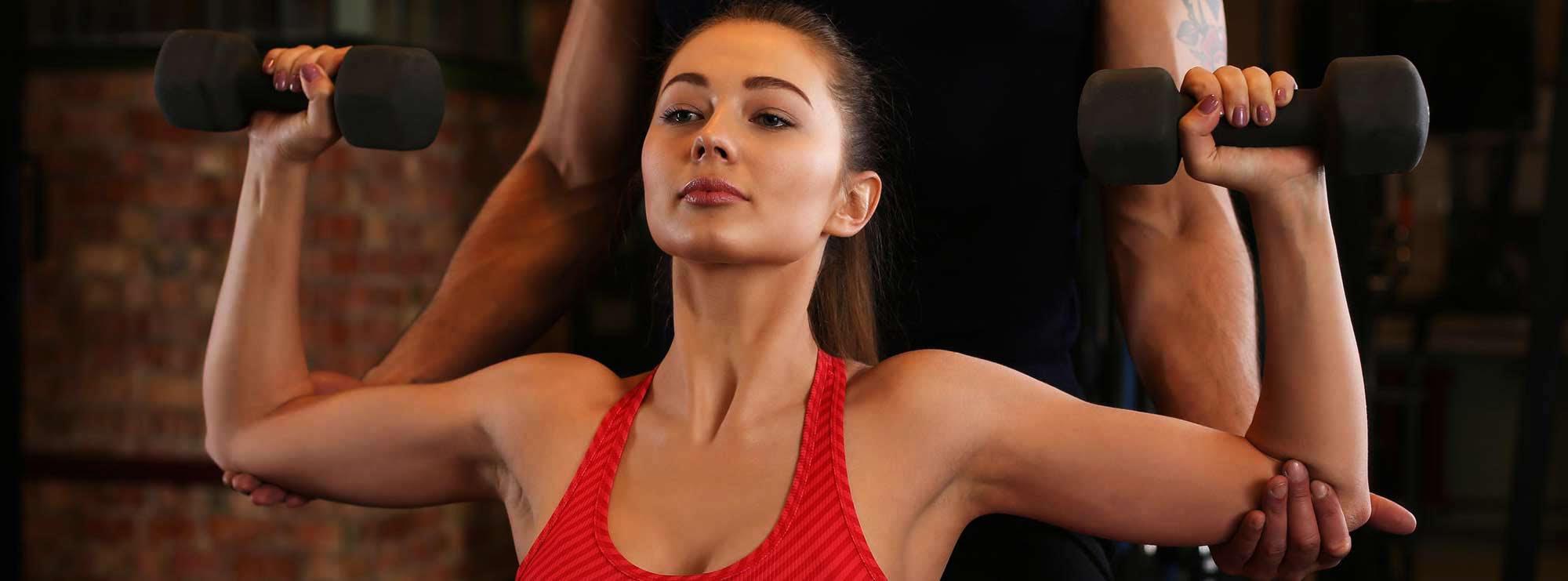 formazione sportiva body builder fitness