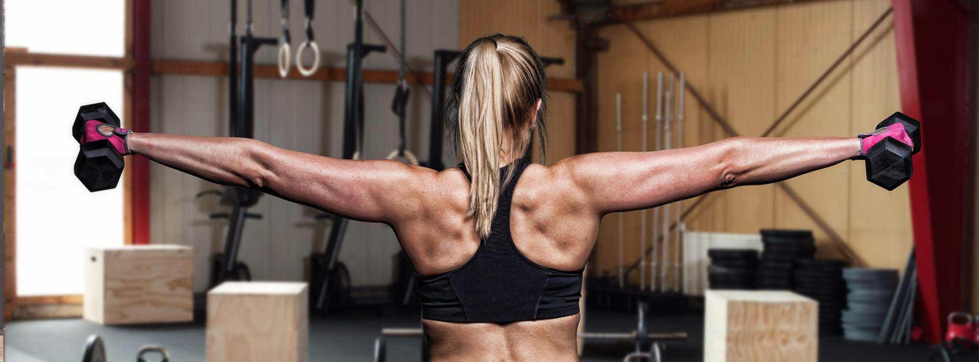 formazione sportiva assistente di sala body builder